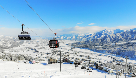 [18]石打丸山スキー場