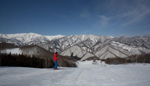 [22]北日光高畑スキー場