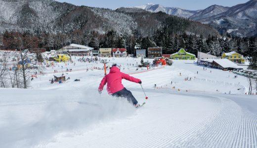 [04]スキーヤーオンリーリゾート/かたしな高原スキー場
