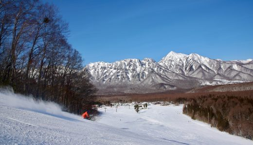 [B]戸隠スキー場